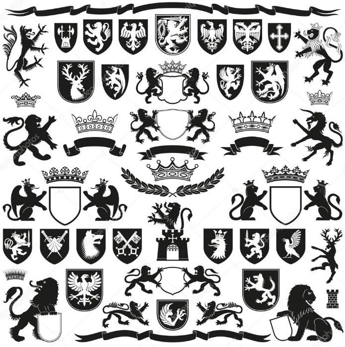 que estudia la heraldica
